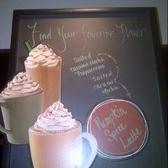 Photo taken at Starbucks by April M. on 9/9/2012