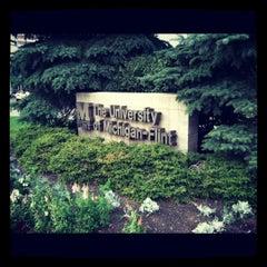 Photo taken at UM-Flint University Pavilion (UPAV) by jeni b. on 9/11/2012