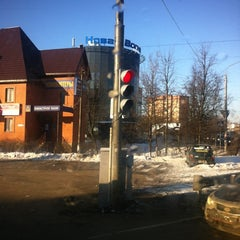 Photo taken at Новая Волна by Mark S. on 4/6/2012