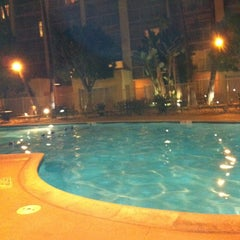 Photo taken at Crowne Plaza San Diego - Mission Valley by jj T. on 4/26/2012