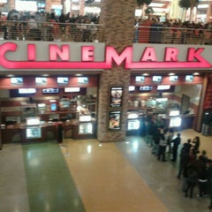 Photo taken at Cinemark by Rafael R. on 3/18/2012