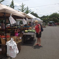 Photo taken at Manassas Farmer's Market by John 'Nick' N. on 5/5/2012