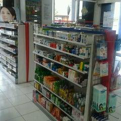 Photo taken at Kimia Farma by mettsoed on 8/6/2012