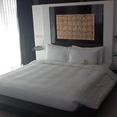 Photo taken at Amari Nova Suites Pattaya by Wanvisa T. on 4/27/2012