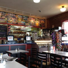 Photo taken at Yorgo's Bageldashery by Aaron M. on 6/19/2012