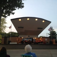 Photo taken at Tecumseh Park by Gouda C. on 7/26/2012