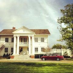 Photo taken at University of Oklahoma by Cassie K. on 3/30/2012