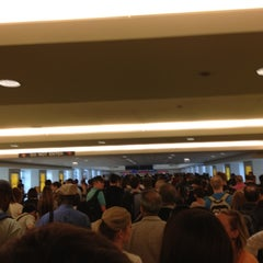 Photo taken at TSA Security Checkpoint by Tom J. on 3/18/2012