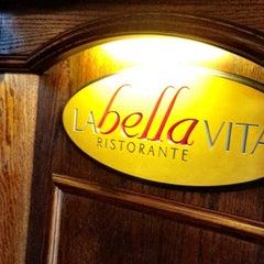 Photo taken at La Bella Vita by Chris P. on 8/19/2012