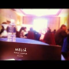 Photo taken at Melia Kuala Lumpur by Mohd Razy on 7/16/2012