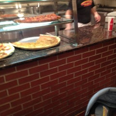 Photo taken at Gotham Pizza by Gigi M. on 5/27/2012