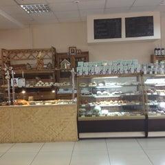 Photo taken at Хлеб и мёд by Mareta D. on 6/22/2012