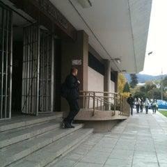 Photo taken at Facultad de Odontología UdeC by Jorge B. on 4/25/2012