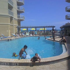 Photo taken at Crowne Plaza Melbourne-Oceanfront by Stuart W. on 3/31/2012