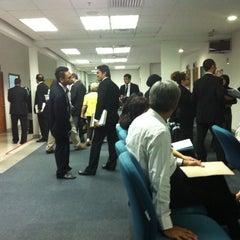 Photo taken at Mahkamah Tinggi Shah Alam by Sedi M. on 9/5/2012