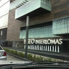 Photo taken at Paseo Interlomas by Grubas S. on 7/29/2012