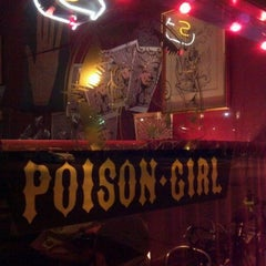 Photo taken at Poison Girl by NEIM on 9/9/2012