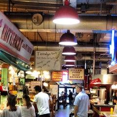 Photo taken at Reading Terminal Market by Katherine G. on 7/24/2012