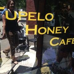Photo taken at Tupelo Honey Cafe by Steve on 5/11/2012