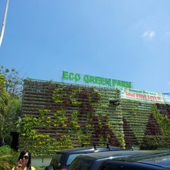 Photo taken at Eco Green Park by Fan on 8/23/2012