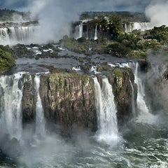 Photo taken at Cataratas del Iguazú by VacazionaViajes on 8/30/2012