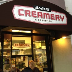 Photo taken at Bi-Rite Creamery by Josemari C. on 6/20/2012