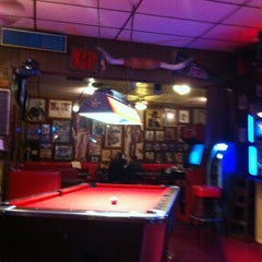 Photo taken at Longhorn Bar & Grill by Tana P. on 4/7/2012