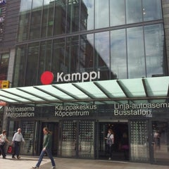 Photo taken at Kauppakeskus Kamppi by Dimitri G. on 7/18/2012