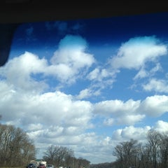 Photo taken at Garden State Parkway -- Saddlebrook by Blaqbeauty . on 2/25/2012