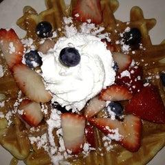 Photo taken at Cafe Reve by Deborah A. on 4/8/2012