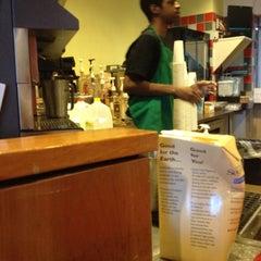 Photo taken at Starbucks by Benitha M. on 4/7/2012
