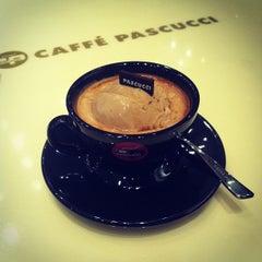 Photo taken at CAFFE PASCUCCI by js c. on 8/25/2012