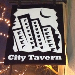 Photo taken at City Tavern by L. A. H. on 3/13/2012