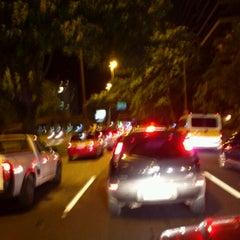 Photo taken at Avenida Epitácio Pessoa by Eneida M. on 3/29/2012