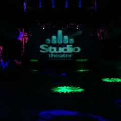 Photo taken at Studio Theatre by Gonzalo G. on 3/10/2012