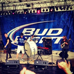 Photo taken at Bunbury Music Festival by Paul B. on 7/16/2012