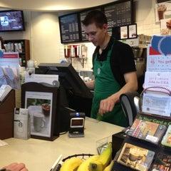 Photo taken at Starbucks by Tim C. on 4/11/2012