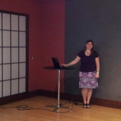 Photo taken at The Venue At Abode by bethsbyte on 9/5/2012