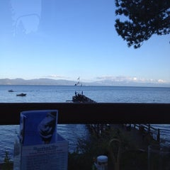 Photo taken at Gar Woods Grill & Pier by Cesar B. on 5/28/2012