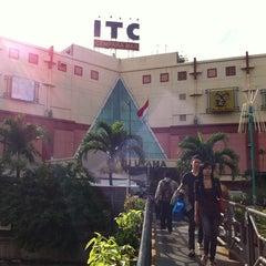 Photo taken at ITC Cempaka Mas by adiensnet on 6/6/2012
