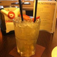 Photo taken at Magnolia Restaurant by Tanya K. on 8/31/2012