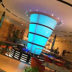 Photo taken at T Hotel by Karmek K. on 4/11/2012