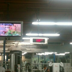 Photo taken at 24 Hour Fitness by Cameron H. on 6/14/2012