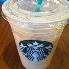 Photo taken at Starbucks by Julie B. on 3/20/2012