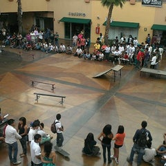 Photo taken at Centro Sur by Luis V. on 6/21/2012