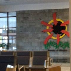 Photo taken at Terminal 2 Aeropuerto de Lanzarote (ACE) by Dipak D. on 6/21/2012