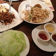 Photo taken at P.F. Chang's by Mike B. on 6/12/2012