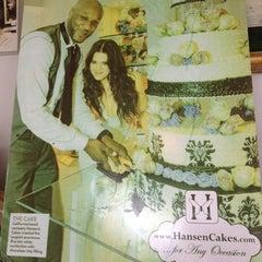 Photo taken at Hansen's Cakes by Melanee D. on 2/13/2012