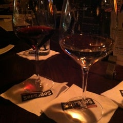 Photo taken at Sopranos Italian Kitchen by Paige S. on 2/11/2012