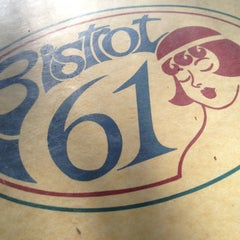 Photo taken at Bistro 61 by Giovanni D. on 3/24/2012